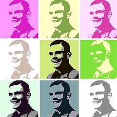 Turing! (eliazar) Tags: warhol turing