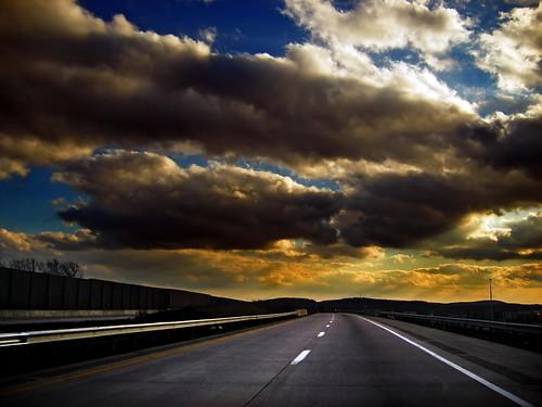 empty roads
