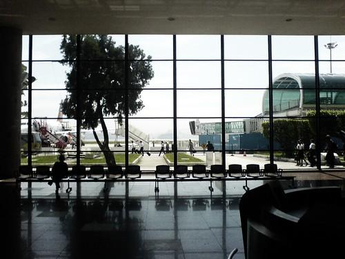 Andanças: Aeroporto Santos Dummont