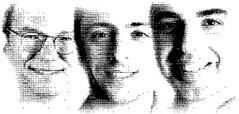 Google's Page Brin & Schmidt