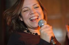 Claire Sings Karaoke