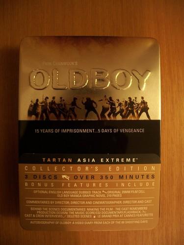 Oldboy Tartan Asia Extreme