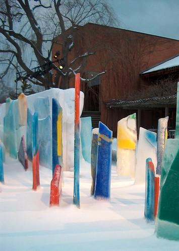 PBZ After snowfall in Niagara