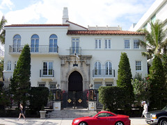 Gianni Versace's Miami Mansion (ctankcycles) Tags: beach fashion florida miami south murder mansion miamibeach southbeach versace gianniversace