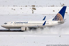 Boeing 737-724 -- Continental Airlines (N33714) (One Mile High Photography) Tags: airplane colorado nikond70 aviation sigma planes airlines airliner allrightsreserved 1000views continentalairlines planespotting commercialaviation jetaircraft 5000views grandjunctionco kgjt aviationphotography boeing737724 modernaircraft coloradophotographer boeingb737 adobephotoshopelements50 grandjunctionregionalairport coloradoshooter onemilehighphotography wwwomhphotoscom 2013louisdepaemelaere