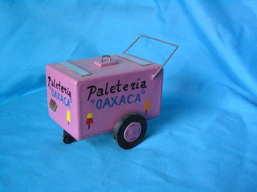 Paleta Cart Oaxaca A Photo On Flickriver