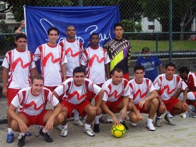 Porto Bay Rio Internacional - um dos times