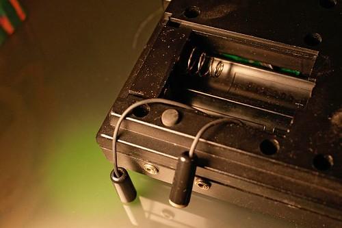 Mattel Synsonic Modded