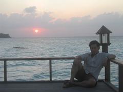 Sunset (Kelv71) Tags: maldives banyantree vabbinfaru