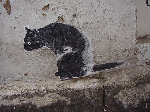 Графити - Котка