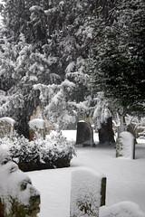 Holy Trinity gravestones