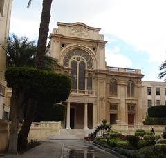 Eliahu Hanavi synagogue, Alexandria