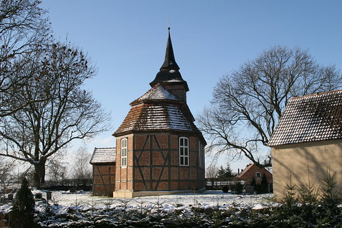 Dorfkirche Glocksin