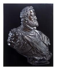 Emperor Rudolph II, Adriaen de Vries, Prague 1609. Museum no. 6920-1860.