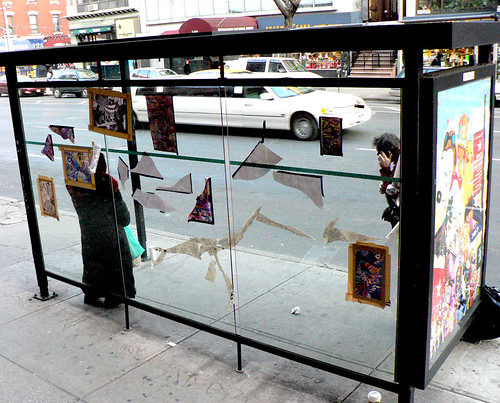 Bus Shelter Gallery