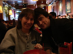 me and erik
