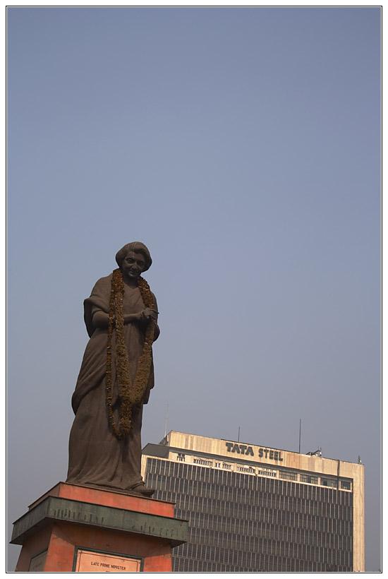 Kolkata : Indira Gandhi