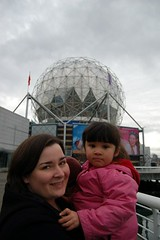 Outside the Geodesic Dome