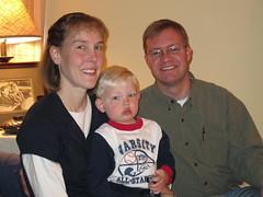 Mark, Kathy, Micah