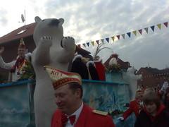 Karneval in Olfen
