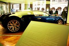 studie (xurde) Tags: travel berlin car germany deutschland coche alemania bugatti luxury lujo alles studie ber xurde