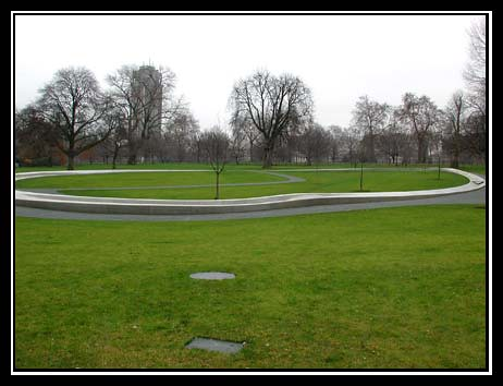 Diana Memorial Fountain