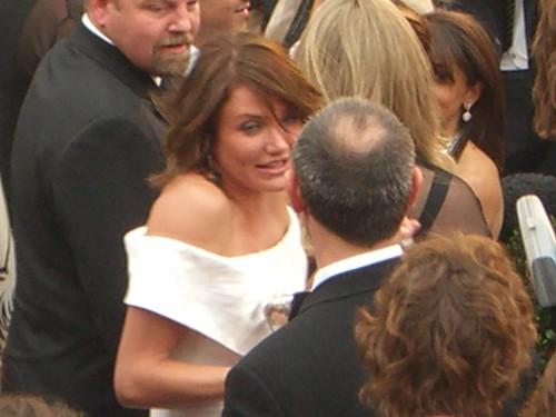 Oscars Cameron Diaz