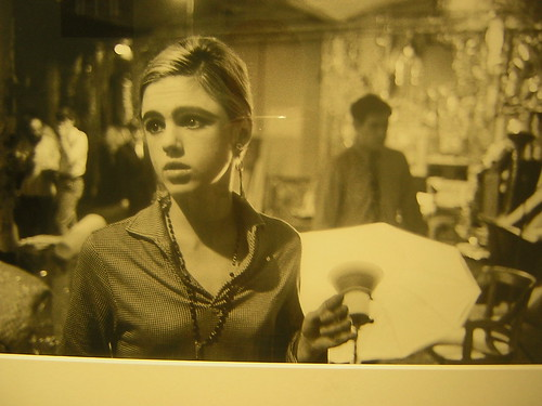 Edie Sedgwick Factory Girl