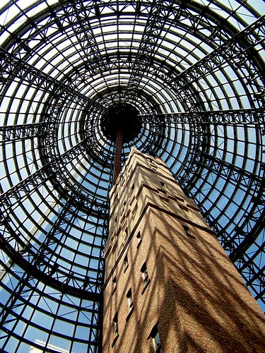 Coops Shot Tower - Melbourne