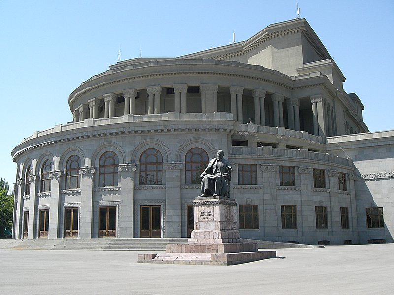 State Academic Opera and Ballet Theater of Armenia