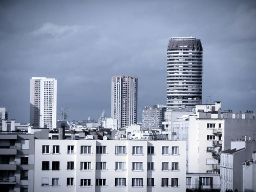 Paris from home