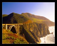 Bixby Bridge (discopalace) Tags: sanfrancisco california bridge usa coast us unitedstates bigsur bayarea bixbybridge flickrchallengegroup flickrchallengewinner 15challengeswinner