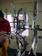 Nou departament per dur bicicletes al tren 01