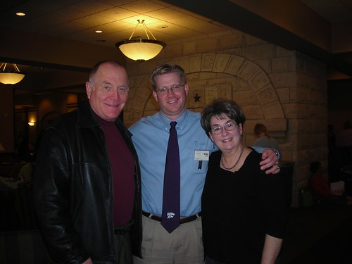 Tom Fryer, Wesley Fryer, and Angie Fryer