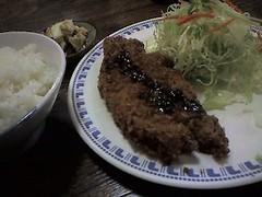 とんかつ-藤崎