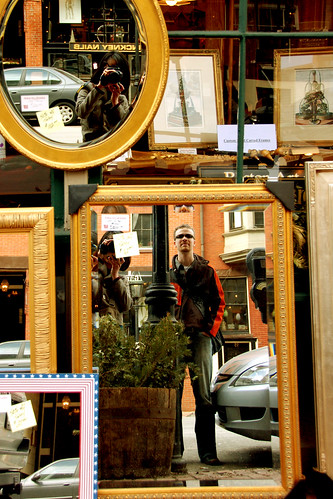 Beacon Hill: antique stores