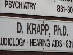 Dr. Krapp