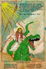 Beginners Bible Coloring Book Warren Ellis