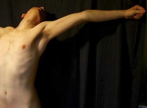 Nude Backbend 8