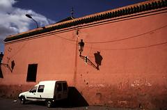 34_wire-on-wall.jpg (tobi911) Tags: marrakech souk feb 2007