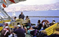 (9:30) Tags: people ferry boat barco redsea egypt middleeast jordan egipto aqaba sinai jordania chimenea marrojo égypte nuweiba الأردن ommiguelmaiquez