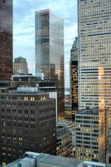 Toronto's Downtown Buildings (dark_evil_ine) Tags: toronto photoquebec lysdor