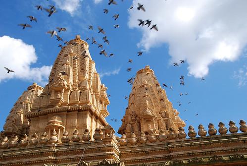 Trocitos de India en Londres: Neasden y Alperton