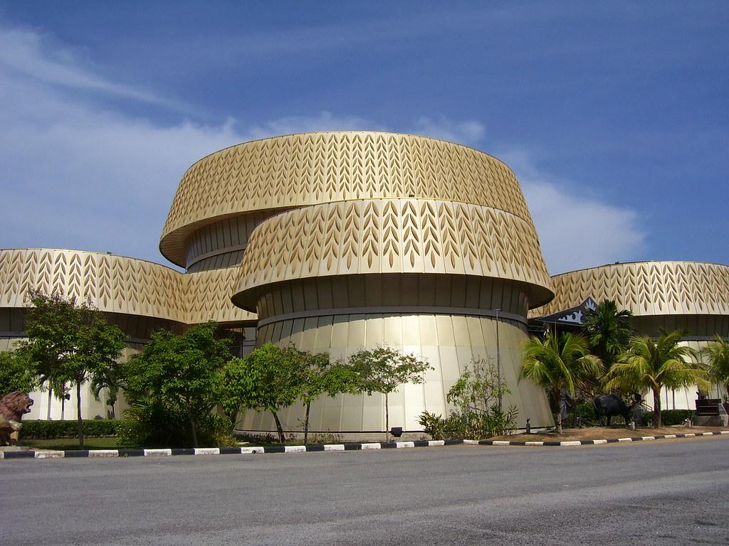 Muzium Padi - Wikipedia Bahasa Melayu, ensiklopedia bebas