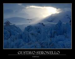 SUN (GUSTAVOSERONELLO) Tags: santacruz ice argentina glacier iceberg peritomoreno glaciar hielo tempano elcalafate calafate