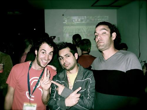 Techstars + Pocketfuzz Party