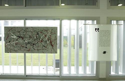 Transversal- Instalacion 4 - Composición 114 y comentario