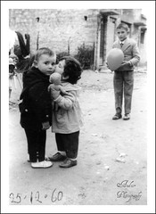 ()   (andzer) Tags: road street old carnival boy bw white house black home kid friend doll ballon father ground scout andreas best explore greece pebble macedonia clay bubble thessaloniki fest myfaves 1960 salonica patras patra  zervas   andzer    wwwandzergr