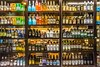 Window Shopping (Ollie - Running on Empty) Tags: nikond7100 afsdxvrnikkor18200mmf3556gifed oliverleverittphotography hawaii oahu waikikibeach waikiki window booze alcohol liquor