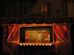 Gran Teatro dei Burattini 6 (Andrea Balducci) Tags: marionette burattini osiimo